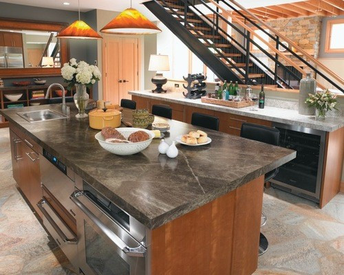 Formica in Soapstone Sequoia
